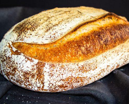 Belgian White Bread
