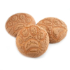 3.5 inch Paw Print Bread Stamp / Paw Print Concha Cutter