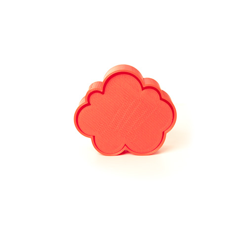 Cake Pop Mold Small Cloud