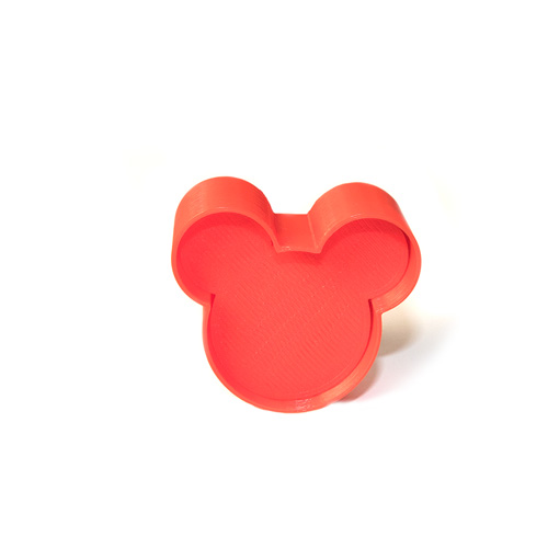 Cake Pop Stamps Mouse Shape