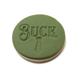 Buck or Doe Gender reveal Cookie Fondant Stamp