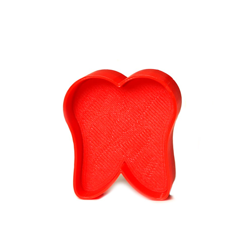 Tooth Shaped Cakepop Mold for Armenian First Tooth Party Atamhatik/Agra Hadig