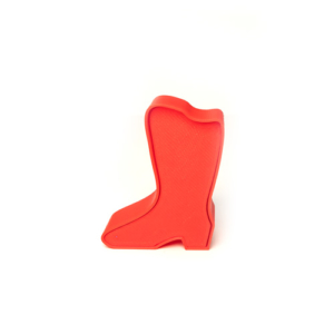 cakepop mold cowboy boot
