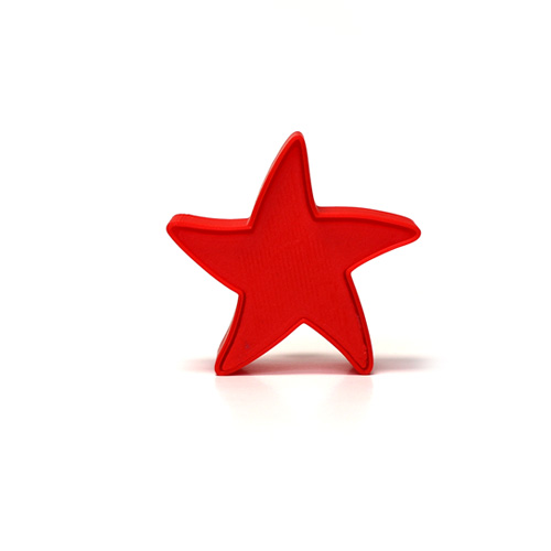 cakepop mold sea star Cakepopstamps