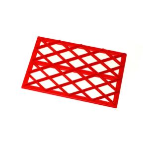 Diamond Pattern Fondant Embossing Stamp