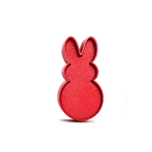 Cakepopstamps cakepop mold easter bunny peeps