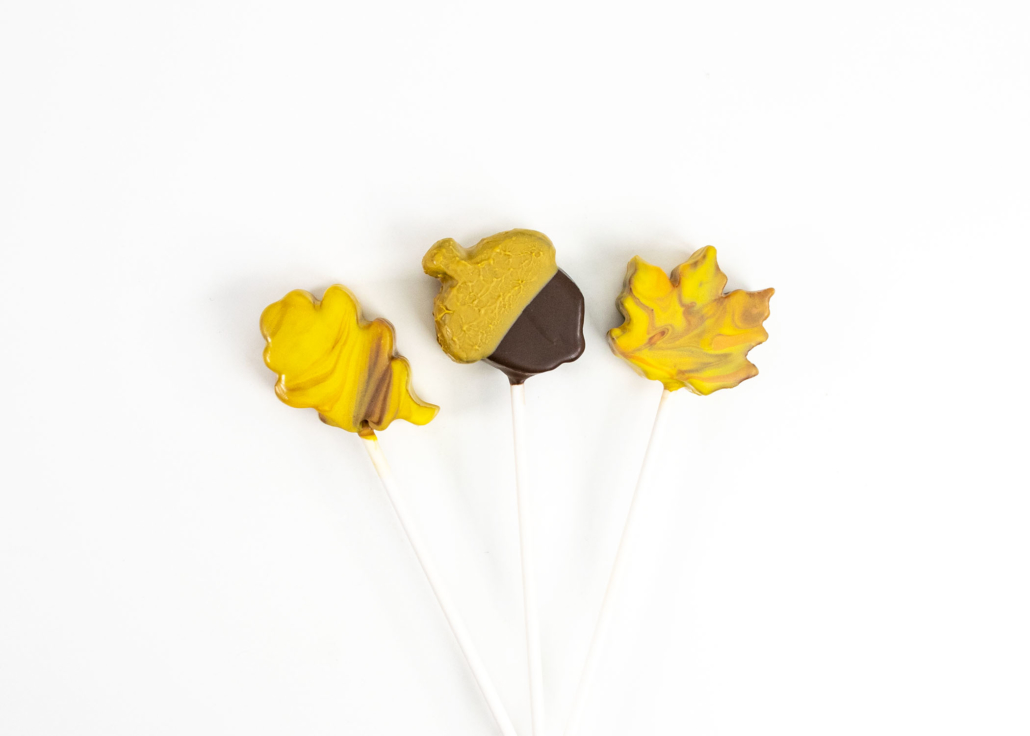fall themed cakepops