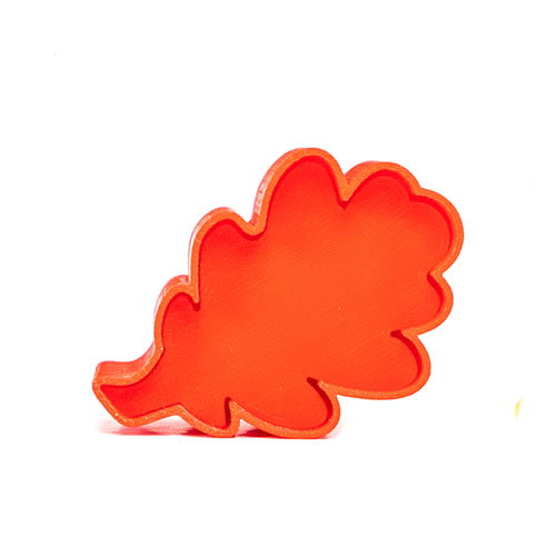 Cakepopstamps Oak Leaf Cakepop Mold