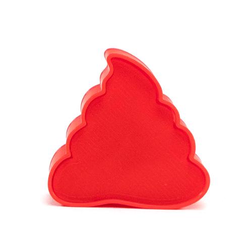 cakepopstamps poop emoji cake pop mold