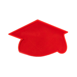 graduation cap cake pop stamps - cake pop mold