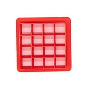 waffle pattern concha stamp